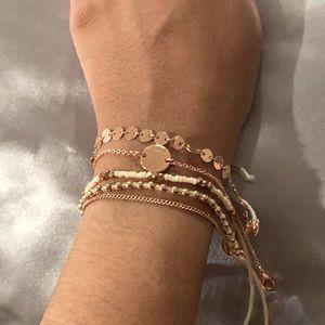 Pura Vida Aspyn Ovard 4 Bracelets